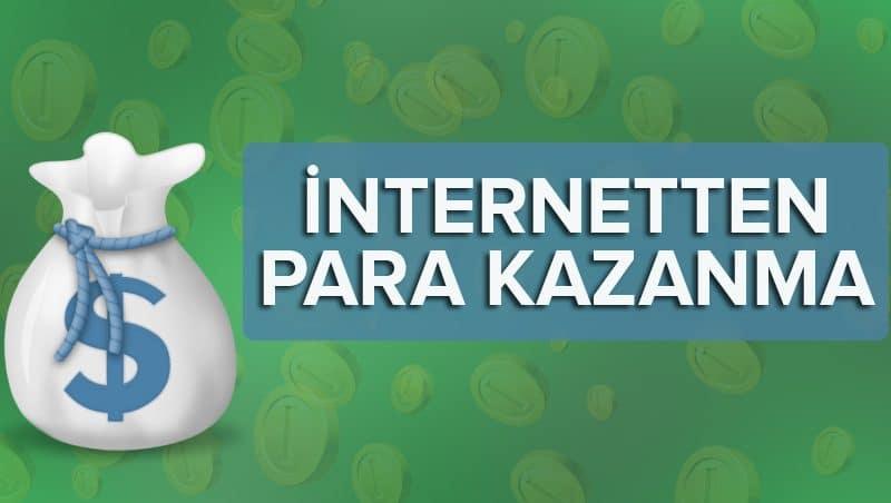 İnternet İle Ek Gelir Elde Etme